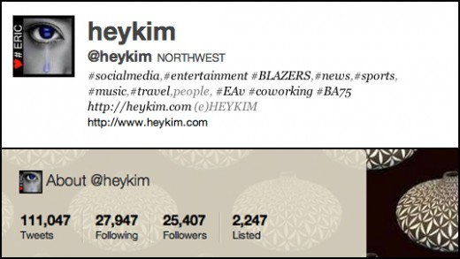 Follow HeyKim for Great Retweets and thanking a wonderful friend!  twitter.com/#!/heykim