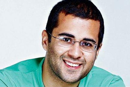 Chetan Bhagat Author Novels