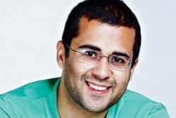 Chetan Bhagat - Indian Author of Best Selling Novels