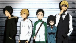 Anime Reviews: Durarara!! season one