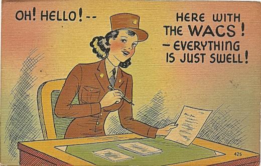 WAC COMICS