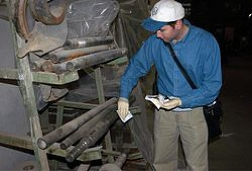 UN WEAPONS INSPECTORS IN IRAQ IN 2002