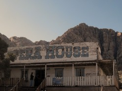 Bonnie Springs Ranch offers all kinds of interesting structures and elements engaged in depicting an Old West Town