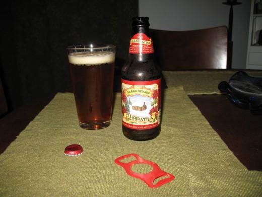 The 2011 Celebration Fresh Hop Ale