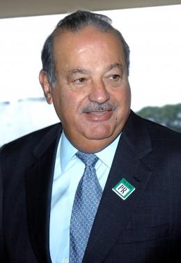 Carlos Slim Helú, 2011 richest man in the world via Forbes.com