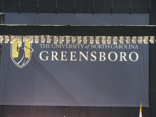 My school (UNC Greensboro)