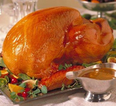 The perfect roast turkey