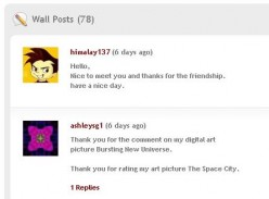 """What do you think about having """"a wall"""" on your Hubpages Profile?"""