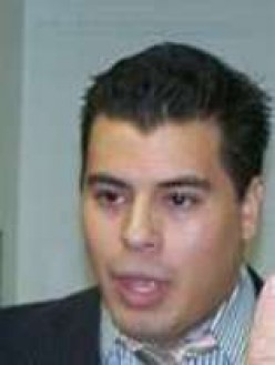Jay Alaniz, Harlandale ISD school board member.