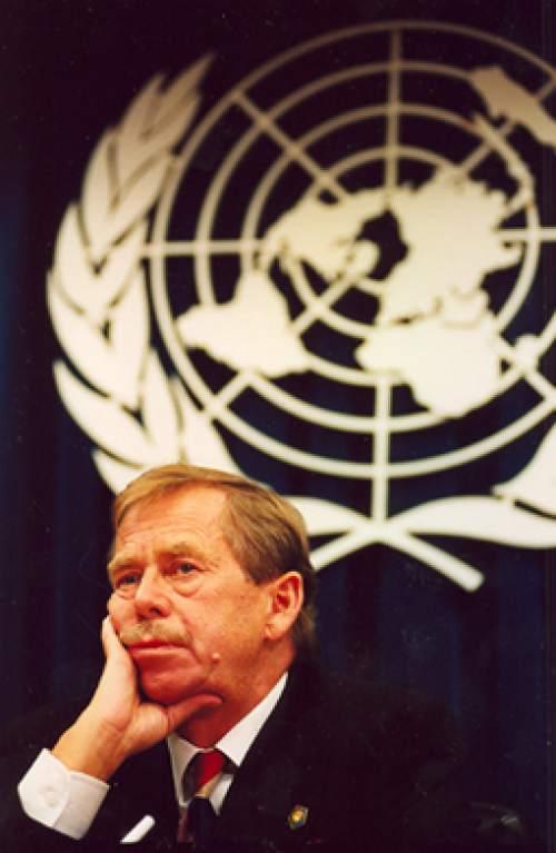 Former Czech leader