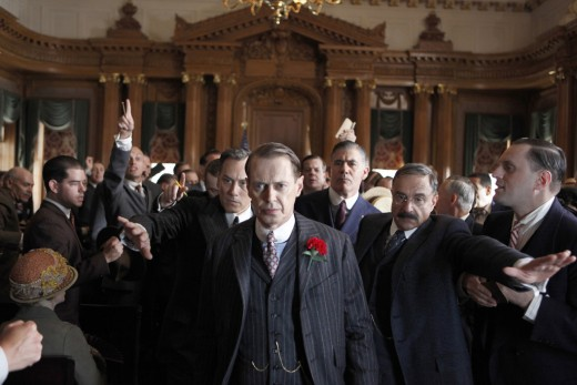 "Buscemi escapes justice narrowly on ""Boardwalk Empire."""