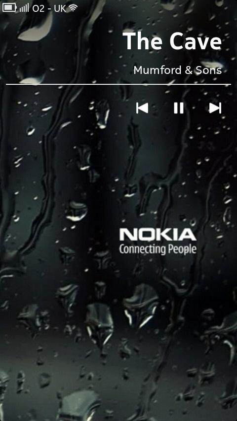 Lock screen N9