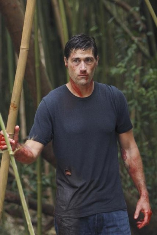 "Fox's flawed hero closed the series finale of ""Lost"" by sacrificing himself."