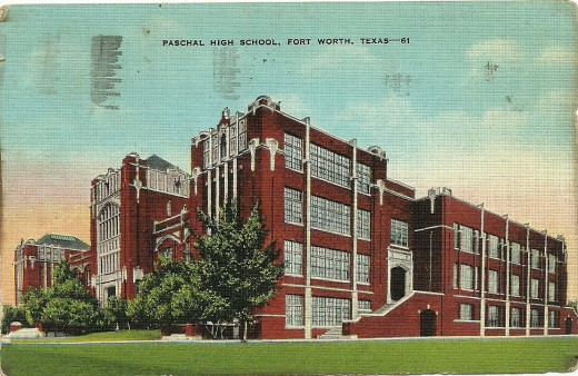 PASCHAL HIGH SCHOOL, FORT WORTH, TX
