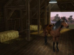 How to raise the best champion horse in The Sims 3: Pets