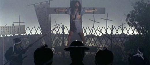 Izo's execution