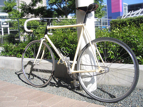 Fixed gear biking- fashion and fitness too!