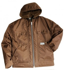 Dan's Hooded Coat