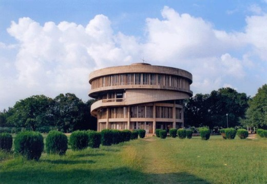 8) Panjab University, Chandigarh - 1882