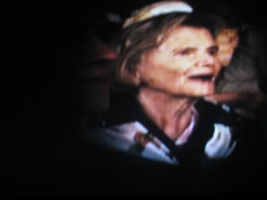 """Helen Bates """"Penny"""" Chenery Tweedy (born January 27, 1922) (Photo by Travel Man from the movie """"Secretariat"""""""