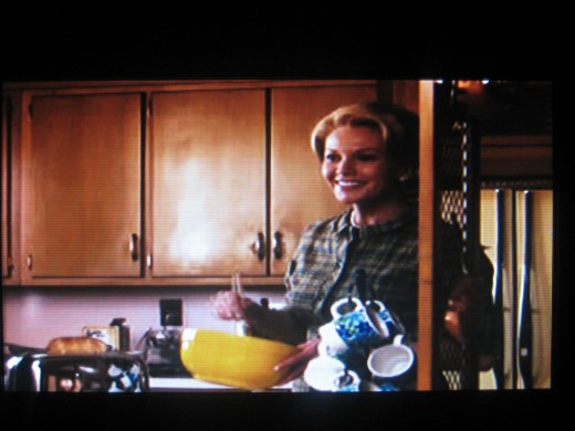"""The reel Mrs. Penny Chenery Tweedy (Diane Lane) (Photo by Travel Man from the movie """"Secretariat"""")"""