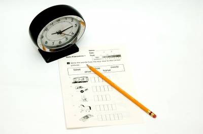 Don't stress about test, use these tips instead.