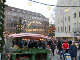 Nurnberg Christmas Market
