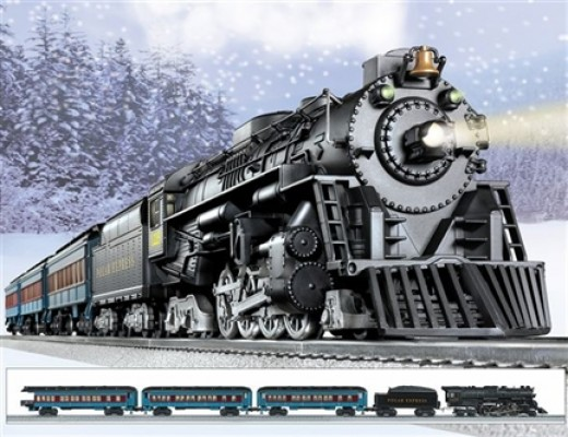 Lionel's O-Scale Polar Express