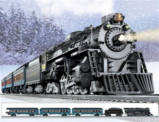Lionel's O-Scale Polar Express