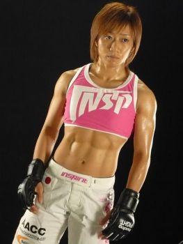 """Megumi """"Mega Megu"""" Fujii - mma fighter"""