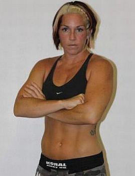 "Emily ""Timebomb"" Thompson - female mixed martial arts"