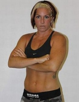 "Emily ""Timebomb"" Thompson - female mixed martial arts"