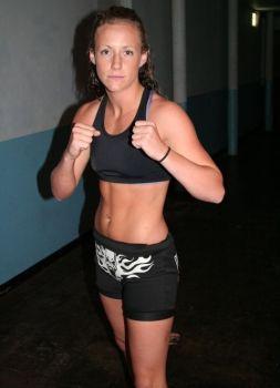 Lisa Ellis-Ward - top women mma fighters