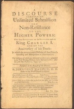 A Case For Religion In The Founding of America - Part 1