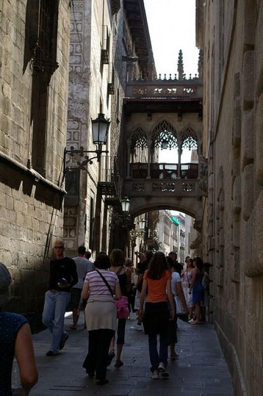 Bari Gothic Area