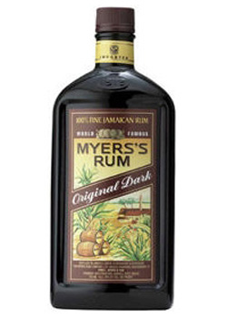 Myers's Dark Rum - my cooking Rum of choice.