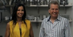 Padma and Guest Judge Dean Fearing