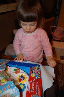 Children can be quite sneaky in finding your hidden Christmas gifts.