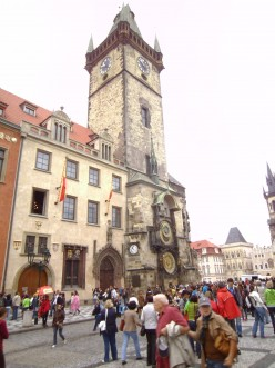 Things to See in the Old Town Square in Prague