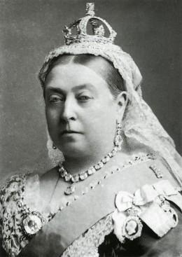 Kipling's Widow at Windsor