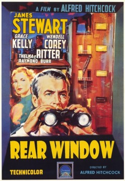 Rear Window (1954) - Illustrated Reference