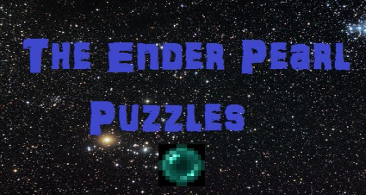 The Ender Pearl Puzzles Minecraft Map