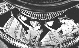 Hetaerae on pottery