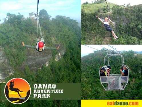 Danao Adventure Park, Bohol