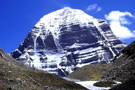 Mounti Kailash in Tibet