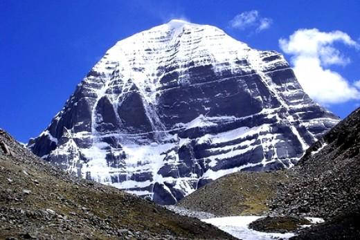 Mounti Kailash in Tibet