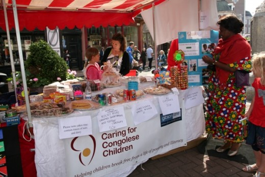 Organize a Christmas carnival for charitable cause.