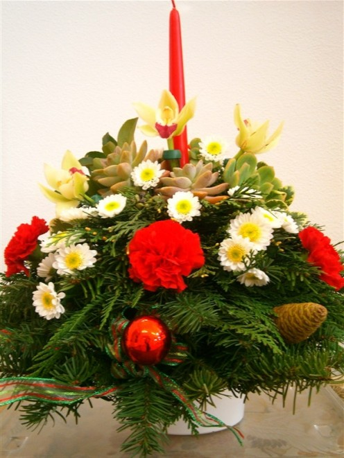 The glory of the season is found in simplicity of beauty.