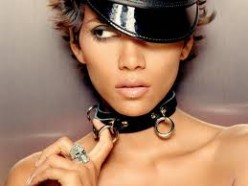 The beauty of Halle Berry