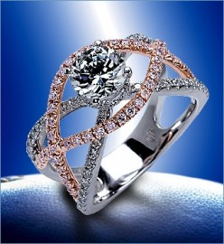 Mark Silverstein Diamond Engagement Rings